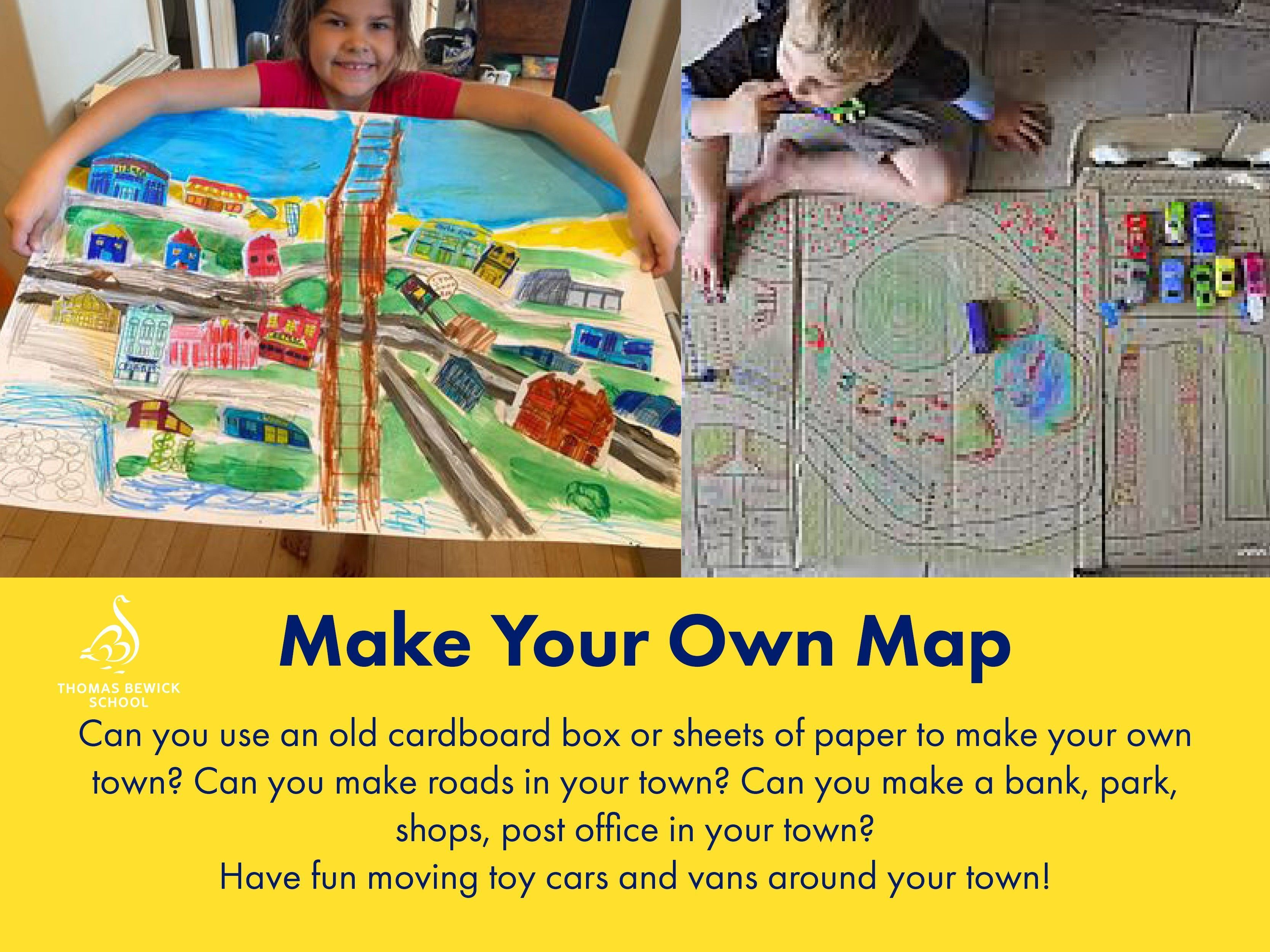Make Your Own Map
