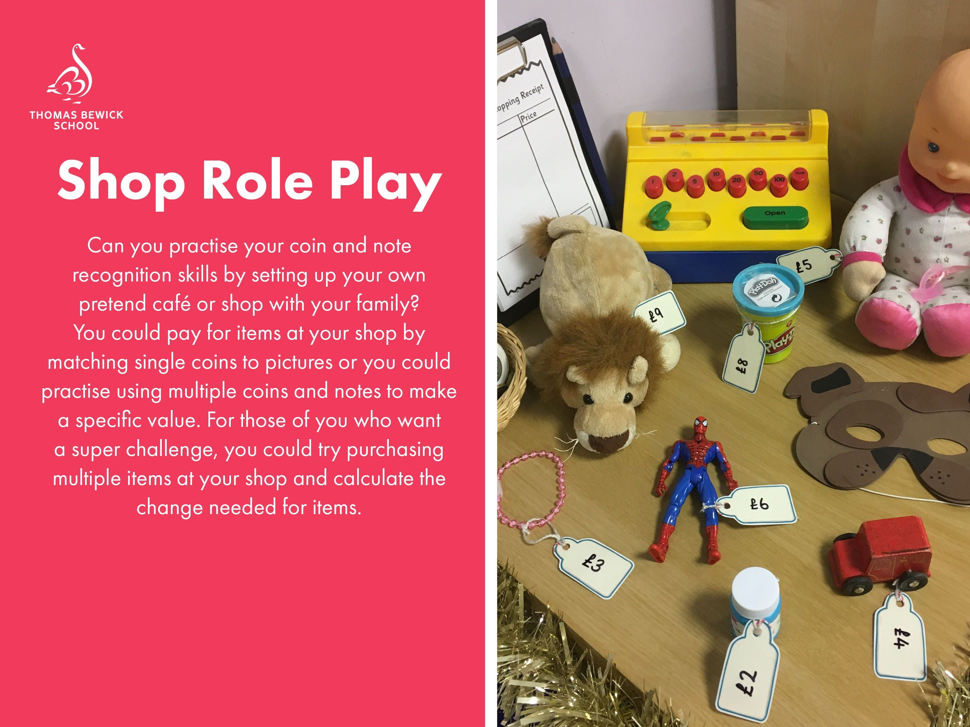 Shop Role Play