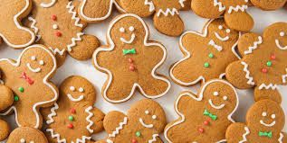 Making Gingerbread Men