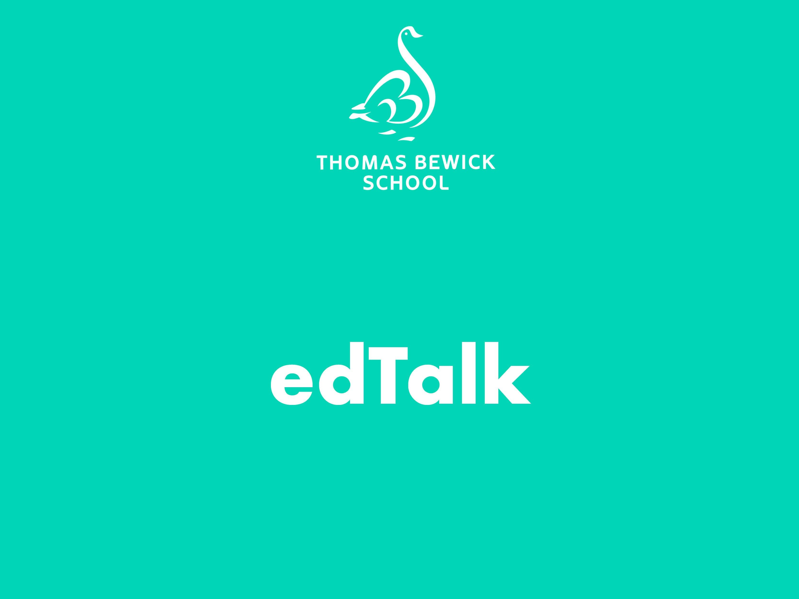 Remember to Set-up edTalk