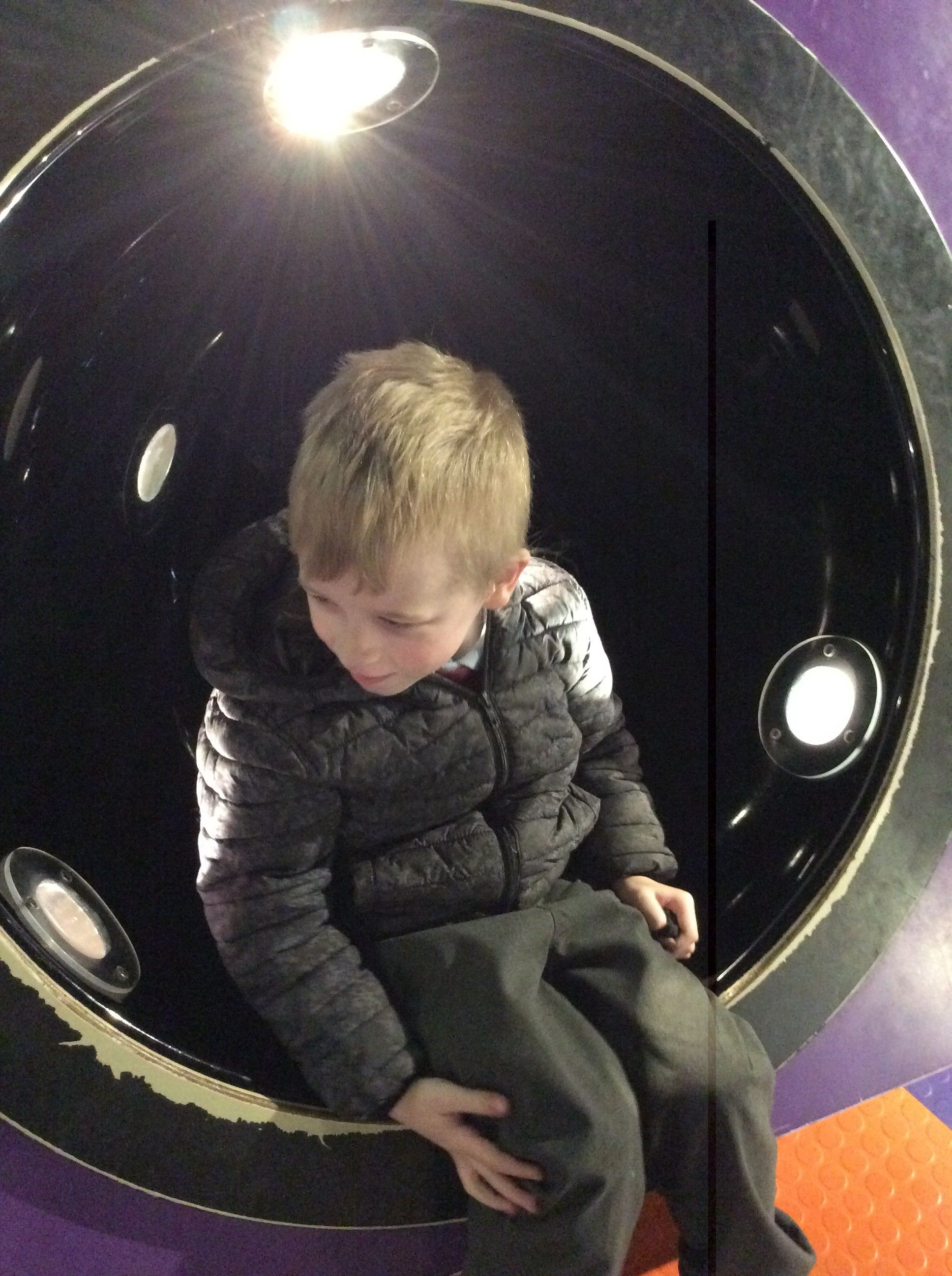 Discovering the Discovery Museum