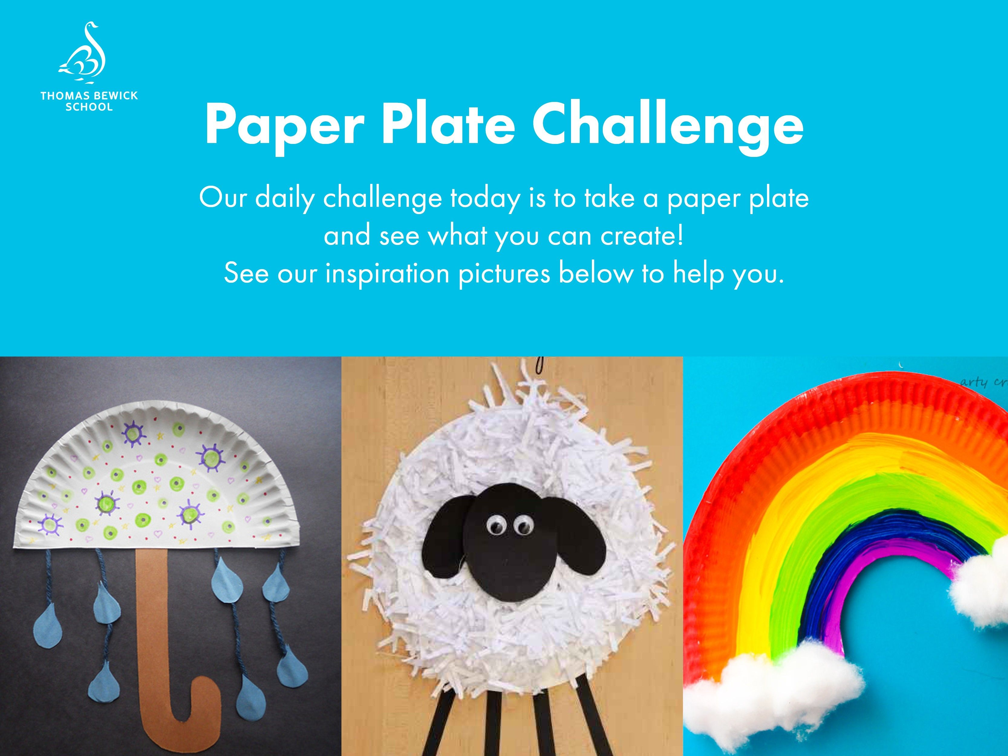 Paper Plate Challenge