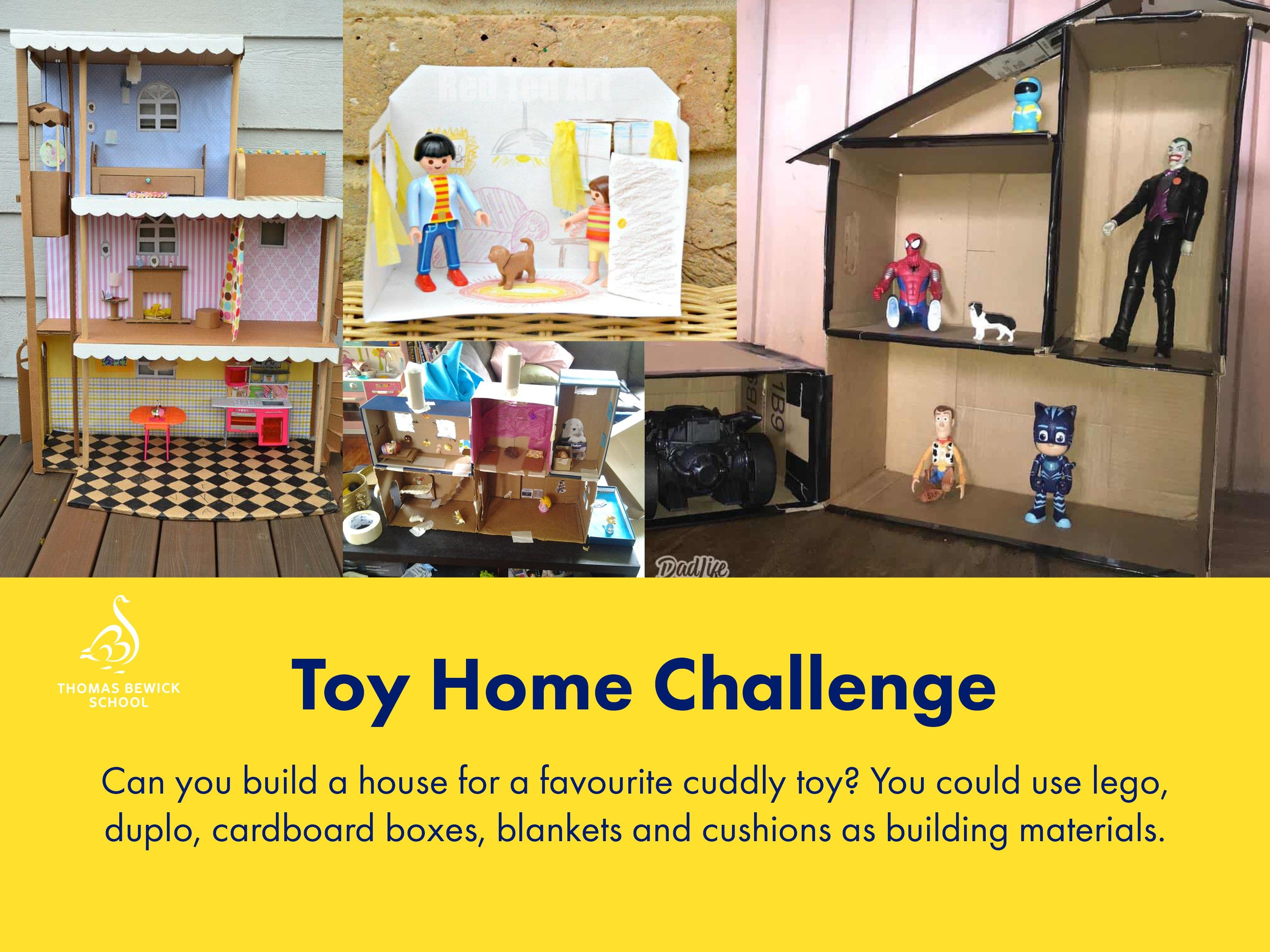 Toy Home Challenge
