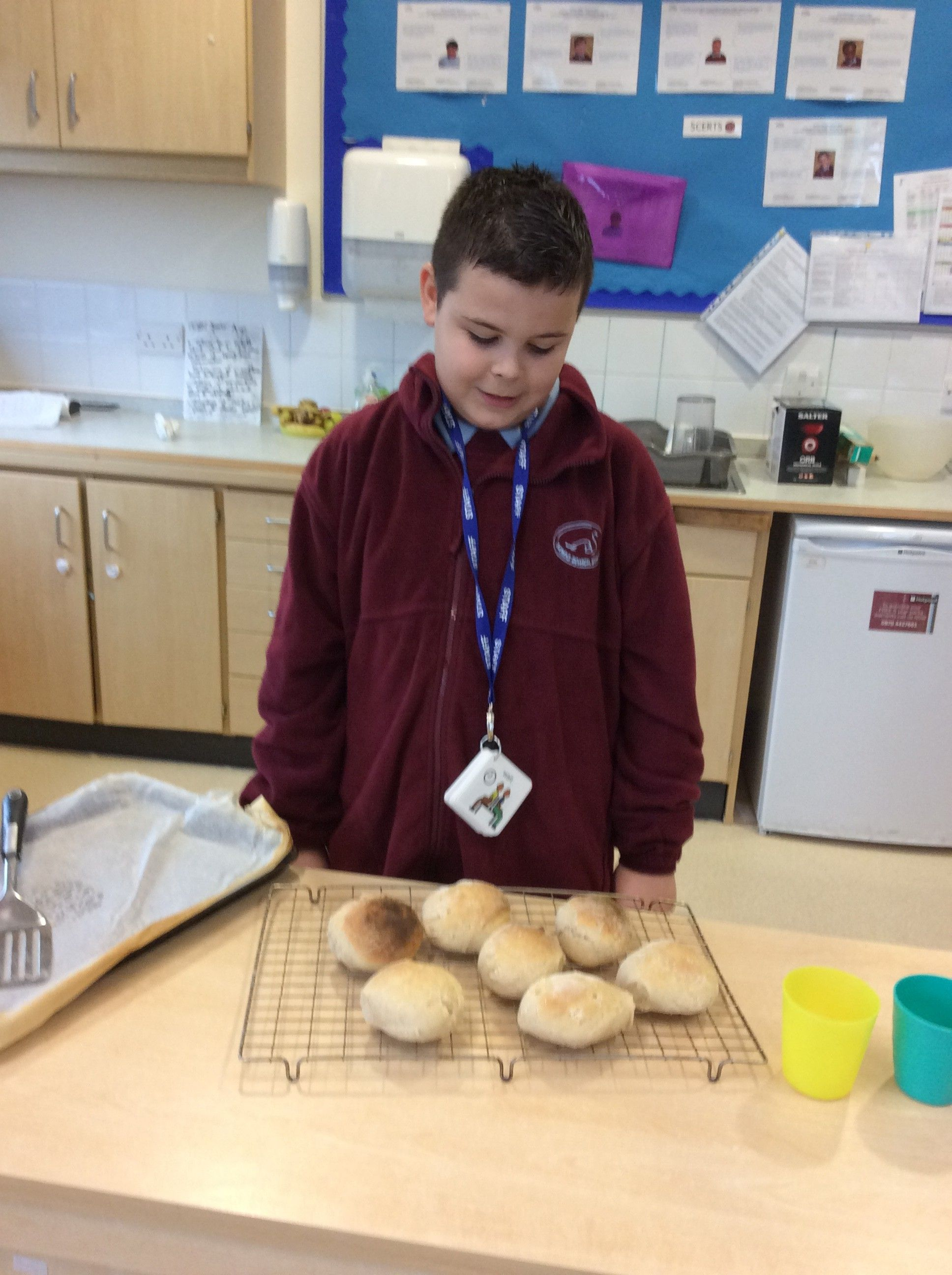 Baking Bread With Class 16