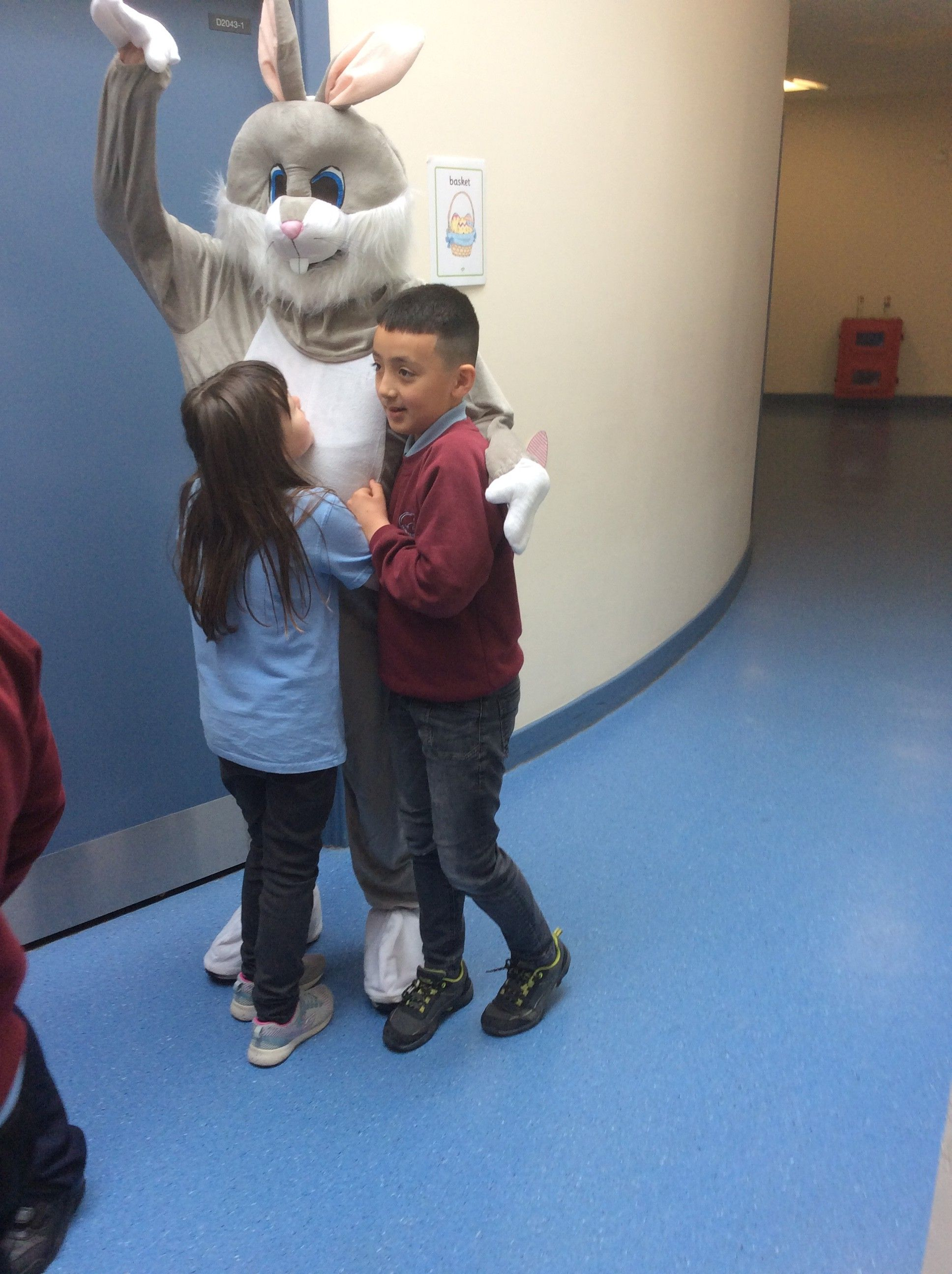 Easter Activities with Class 16